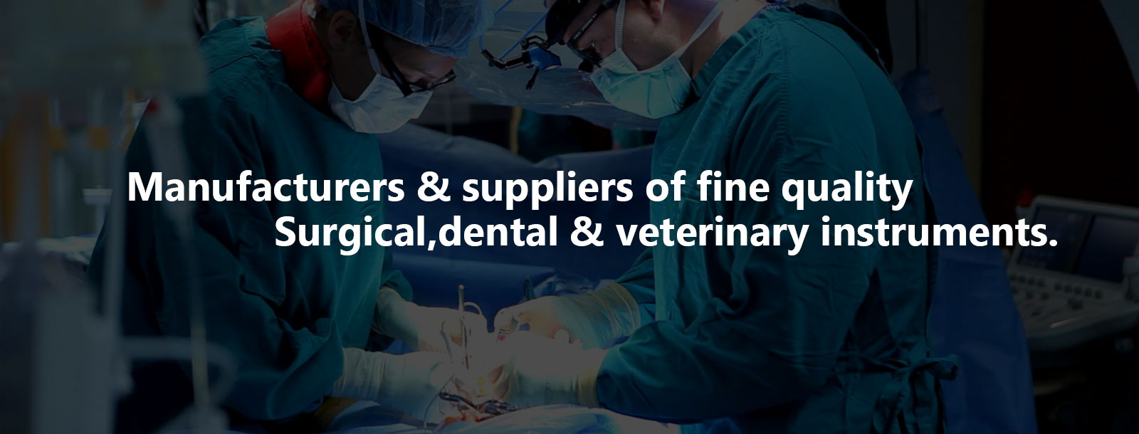 TOPLINE SURGICAL CO  MANUFACTURERS AND SUPPLIERS OF FINE QUALITY